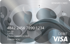 Worldwide Virtual Visa Prepaid Card USD